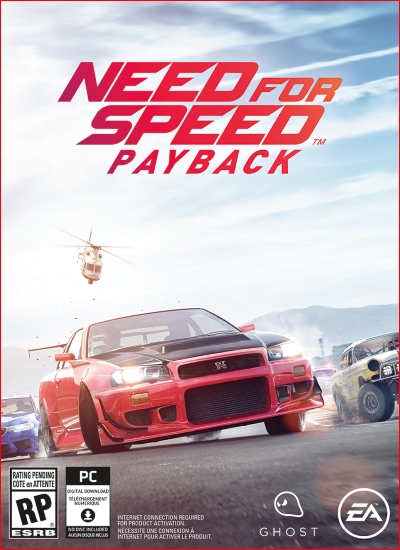 Need for Speed: Payback (2017) RePack от xatab